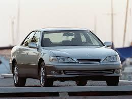 lexus es300 рестайлинг 1999 2000 2001 седан 3 поколение xv20