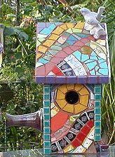 247 best mosaics sun catchers wind chimes images on pinterest