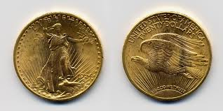 What Is A 1943 Copper Wheat Penny Worth by The 1924 Double Eagle Saint Gaudens U0027 Design A Double Eagle Is A