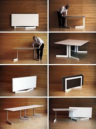 Fold Down Dining Table by Foldable Furniture Design Moncler Factory Outlets Com