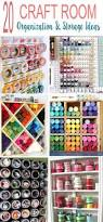 Bedroom Organization Ideas 25 Best Craft Organization Ideas On Pinterest Craft Rooms