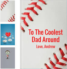 personalized fathers day gifts fathers day gifts by lovebook the personalized gift book that