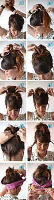 Frisuren Anleitung Mit Haarband by Gut Frisuren Mit Haarband Anleitung Die Neuesten Und Besten 25 Im
