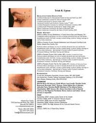 esthetician resume sample no experience newly licensed esthetician resume http getresumetemplate info