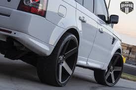 range rover black rims land rover range rover sport baller s116 gallery mht wheels inc