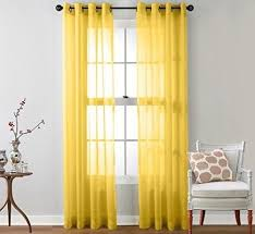 Yellow Bedroom Curtains Best 25 Yellow Bedroom Curtains Ideas On Pinterest Sheer Great