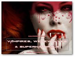 12 books for halloween vampires u0026 werewolves novels