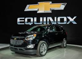 chevy equinox 2016 chevrolet equinox is refreshed but it u0027s not all new