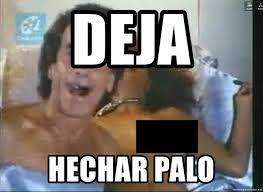 Alfonso Zayas Meme - deja hechar palo alfonso zayas meme generator