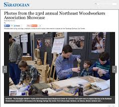 2014 northeast woodworkers showcase with video maplewood