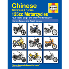 haynes chinese motorcycle service u0026 repair manual 4871 h4871