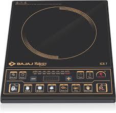 Cooktop Price Buy Bajaj Majesty Icx 7 1900 Watt Induction Cooktop Black Online