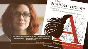 the scarlet letter at governors state university youtube