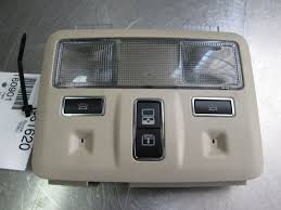 Overhead Lamp Rear Overhead Console Lamp Light C2d16161amn Oem Jaguar Xj Xjl Xjr