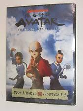 avatar airbender book 1 ebay