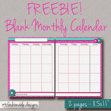 printable 2017 calendar two months per page free printable 2 page monthly calendar spring flowers free