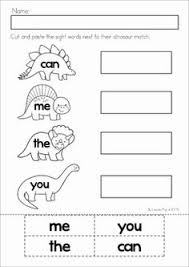 following directions with dinosaurs homework worksheets and target