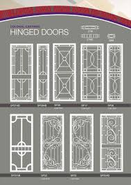 Home Gate Design Catalog front door grill image collections doors design ideas