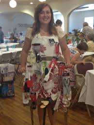 Gift Ideas Kitchen by Wedding Shower Gift Apron With All The Kitchen Tools Attached