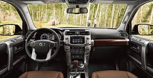 toyota 4runner interior colors 2018 toyota 4runner features