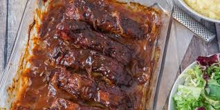 What Is A Country Style Rib - beer n bbq braised country style pork ribs recipe genius kitchen
