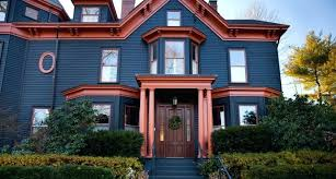 blue house white trim blue house exterior colour schemes pictures of blue houses with