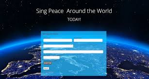 light a candle for peace lyrics faq sing peace around the world
