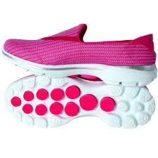 buy skechers women shoe 13980 pink gowalk 3 online best