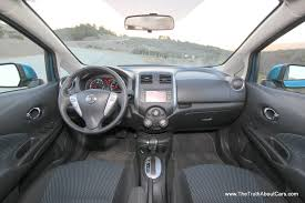 nissan tiida interior 2015 review 2014 nissan versa note with video the truth about cars