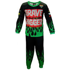 monster jam grave digger playwear