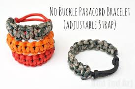 adjustable paracord bracelet images How to make paracord bracelets with no buckle and adjustable jpg