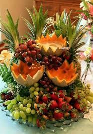 cuisiner l ananas épinglé par broussard sur fruit trays soiree