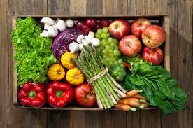 organic fruit basket x large box weekly organic fruits and veggies