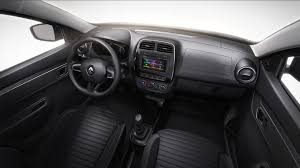 renault kwid black colour renault kwid gets 4 airbags in brazil autodevot