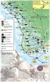 Map Of Florida Gulf Side by Everglades Maps Npmaps Com Just Free Maps Period