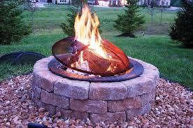 Metal Firepits Backyard Pits Metal Bowls Fireplaces Firepits