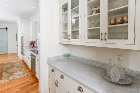 Butlers Pantry Cabinets Luxury South Carolina Home Features Inset Shaker Cabinets