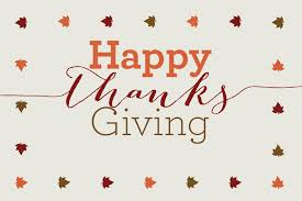 thanksgiving cards images business with small flowers
