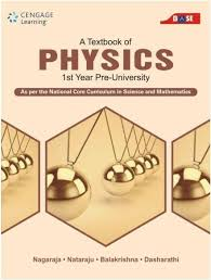 a textbook of physics ist year puc 1st year pre university 1st
