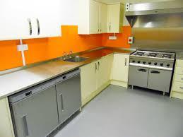 kitchen and bar refurbishment for a village hall peniston