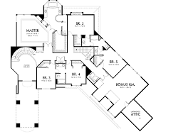 garage house floor plans moffat 2747 5 bedrooms and 4 baths the house designers