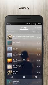 buy cube player music player template for android music and