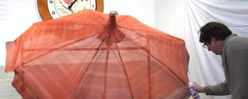 Paint Patio Umbrella How To Use Simply Spray Outdoor Fabric Paint On A Patio Umbrella
