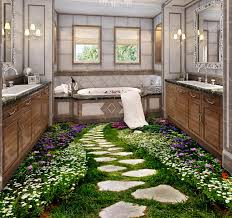 floor designs 15 mind blowing 3d floor designs for your bathroom