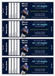 avery printable tickets w tear away stubs 1 3 4 x 5 1 2 matte