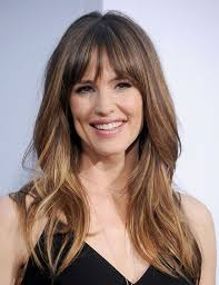 top 10 best celebrity lob the 25 best celebrity bangs ideas on pinterest fringe bangs