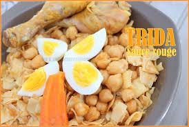 recette de cuisine alg ienne traditionnelle trida traditionnel algerien recettes faciles recettes rapides de