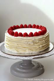 Cheesecake Decoration Fruit I Heart Baking Japanese Cheesecake With Whipped Cream And