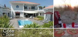 chambre d hotes biscarosse côte dune maison d hotes design en aquitaine biscarrosse plage