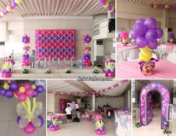 interior design simple barbie theme party decorations decorating